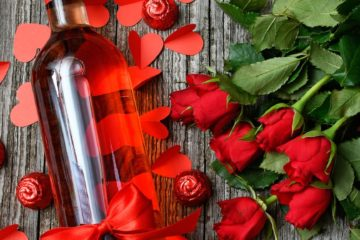 RED WINE ROSES
