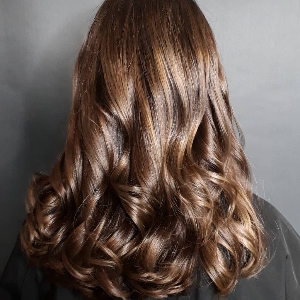 BROWN HAIRS