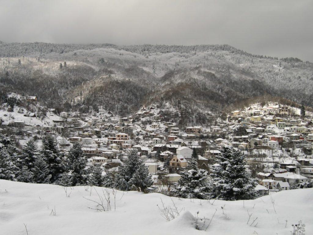 KARPENISI MOUNTAINS