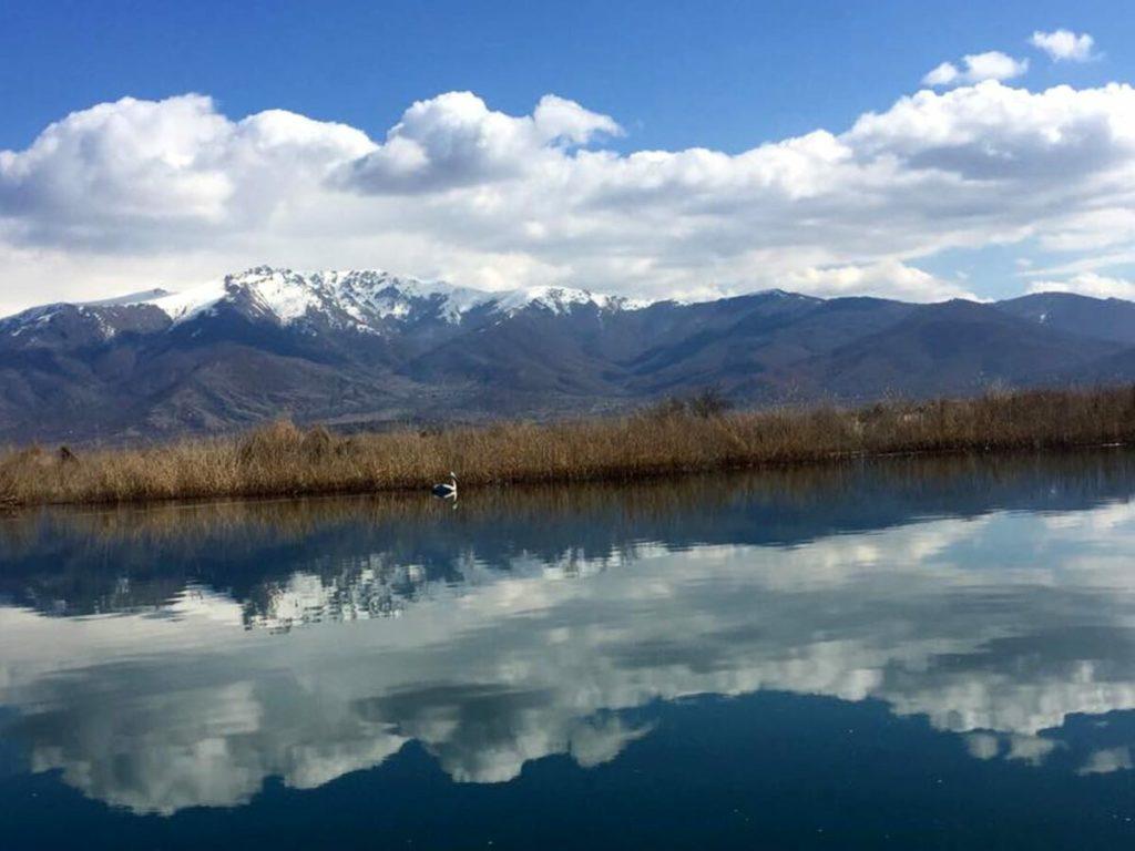 PRESPES LAKE