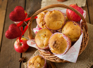 MUFFINS APPLLE