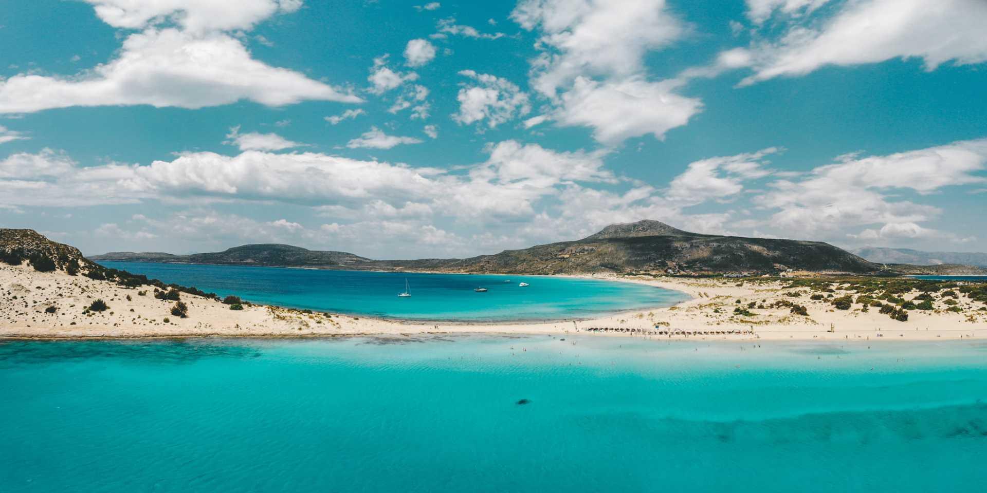 BLUE WATERS SEA