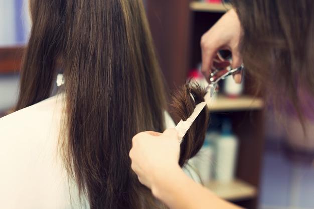 CUT HAIRS
