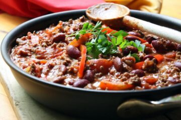 FOOD RED BEANS