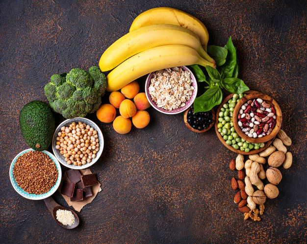 BANANA AND FRUITS